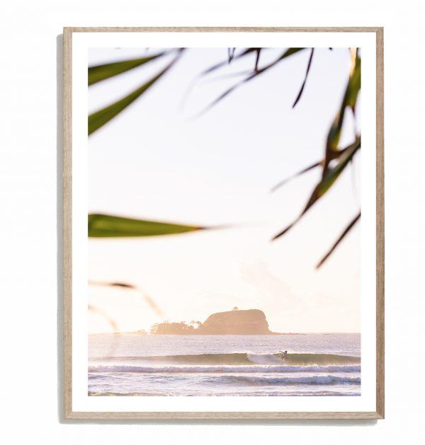 My Wave - framed artwork