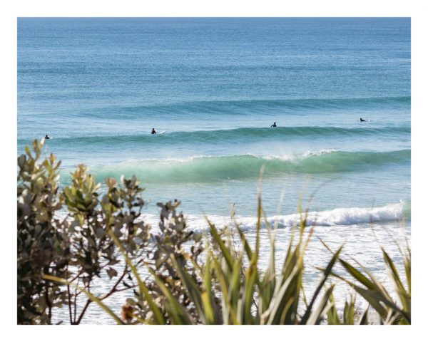 Saltwater Heart - Coolum surf photography by Tracy Naughton