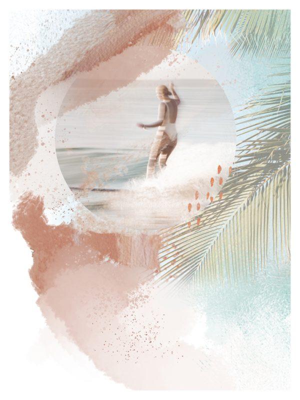 Margaritaville - Surf Art